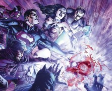The Outsider Revealed! – Justice League #23 Review