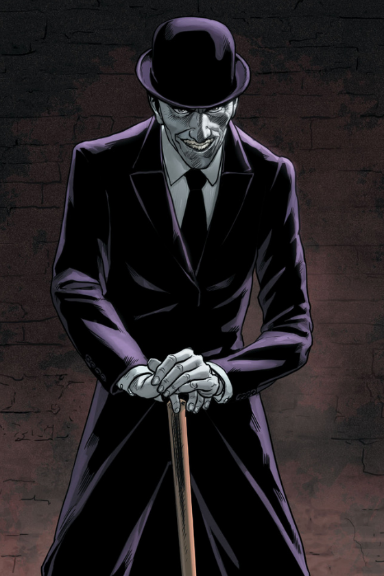 believe that The Outsider is the Alfred Pennyworth from The Crime ...