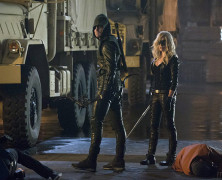 "Arrow S2E4: ""Crucible"""