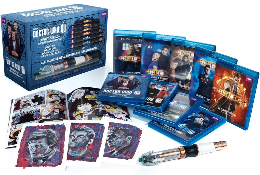 doctor who box set