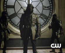 "Arrow S2E5: ""League of Assassins"""