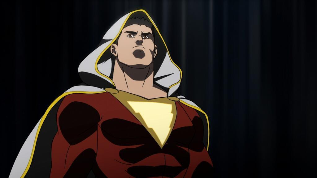shazam justice league war