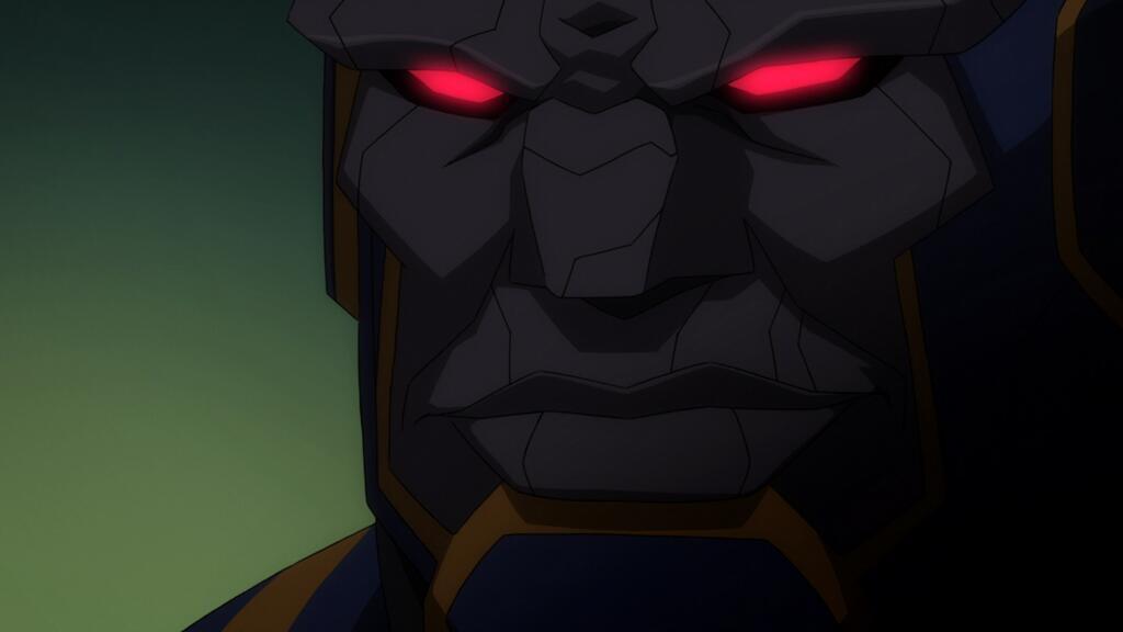 justice league war darkseid