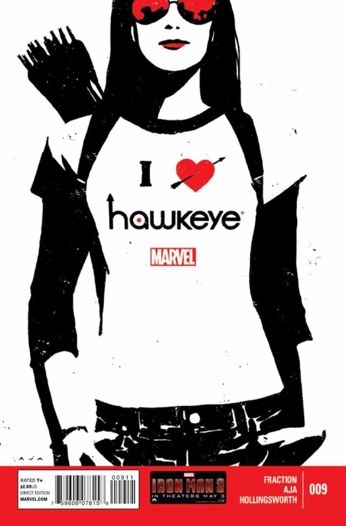 hawkeye 9 cover