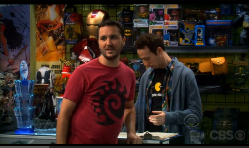 wil wheaton red viper