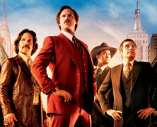 Anchorman 2: The Legend Continues – Review