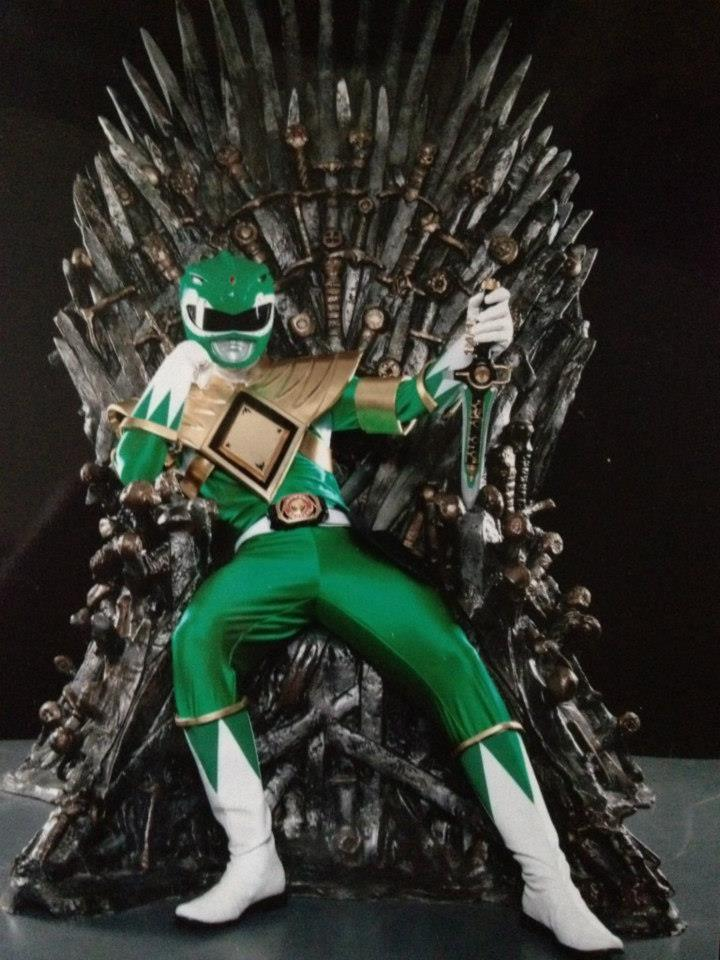green ranger iron throne
