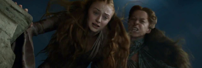 sansa aunt crazy moon door