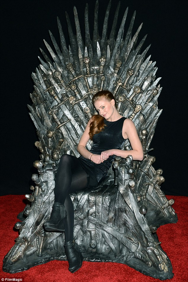 sansa iron throne
