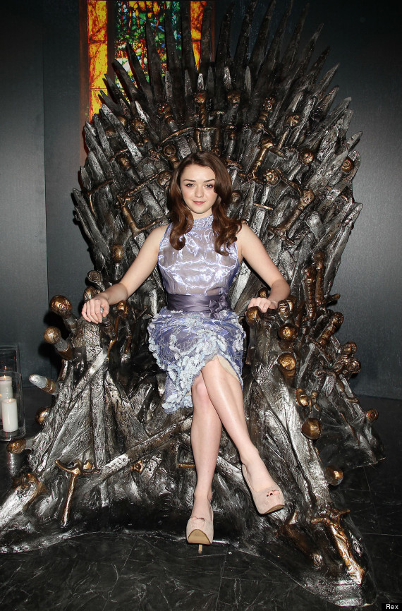 'Game Of Thrones' exhibition opening, New York, America - 27 Mar 2013