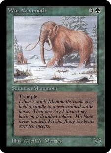 mammoth mtg