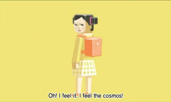 feel the cosmos
