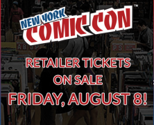 NYCC 2014 Tickets On Sale Friday 8/8/14 at Comic Book Stores!