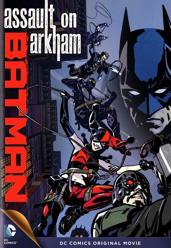 batman assault on arkham dvd cover