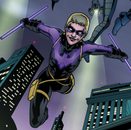 stephanie brown future nightwing