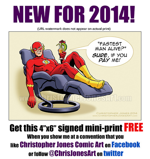 christopher jones flash print