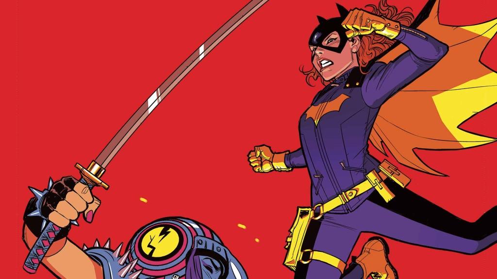 batgirl 26 cover