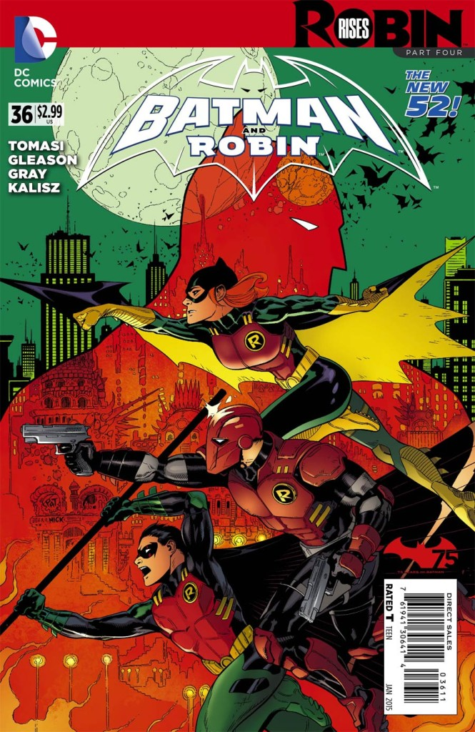 batman and robin 36