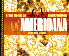 Tuesday Night Comics Podcast Episode 47 – The Multiversity: Pax America In-Depth Discussion!