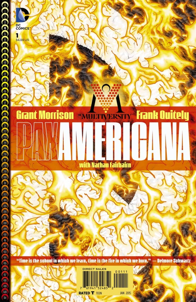 multiversity pax americana