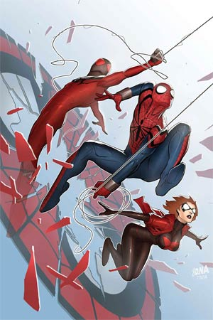 scarlet spiders cover 1