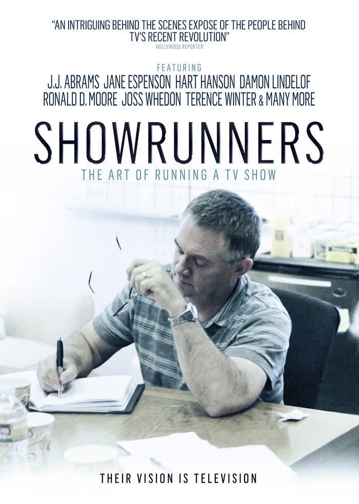 showrunners poster