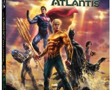 Free Ticket Alert! Justice League: Throne of Atlantis World Premiere in NYC!