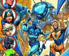 Tuesday Night Comics Podcast Episode 48 – Blue Beetle and Booster Gold Return!