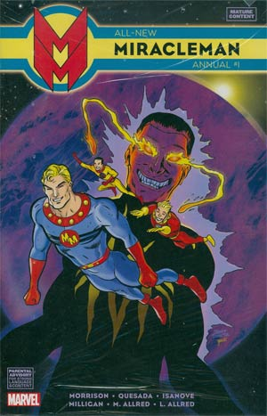 miracleman annual jeff smith