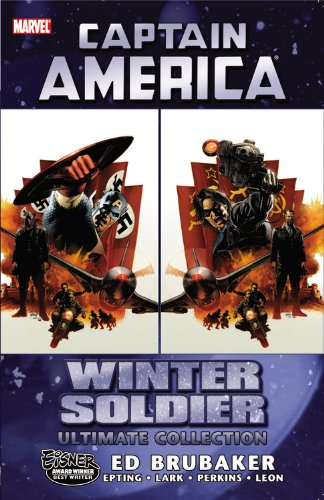 winter soldier comic
