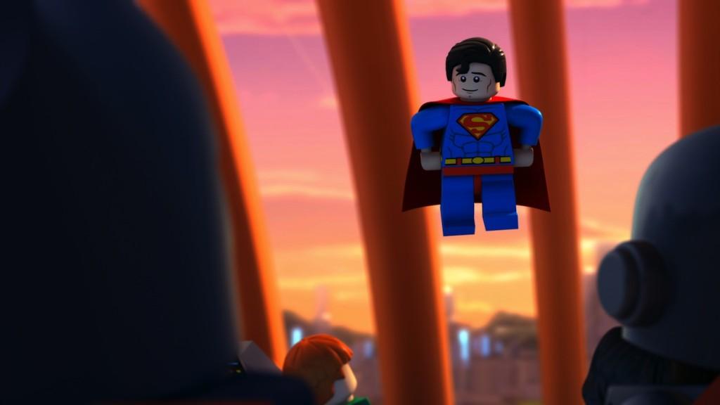LegoJLBizarro-Supes talks to JL