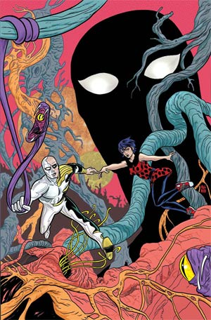 silver surfer 8 cover