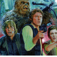 Star Wars Hits ComiXology Today!