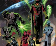 Tuesday Night Comics Podcast Episode 56 – Uncanny Avengers Previewed! Black Science Vol 1 Reviewed! The Unsubtle Writing of Mark Millar Continued!
