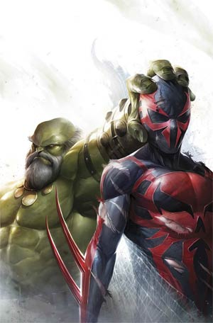 spiderman2099 9 cover