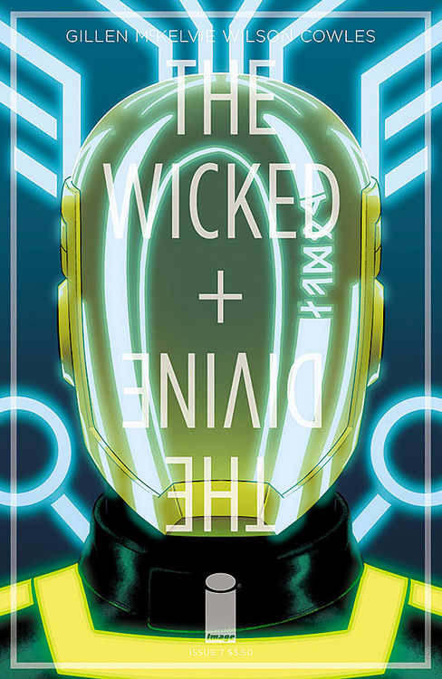 wicked divine 7 cover