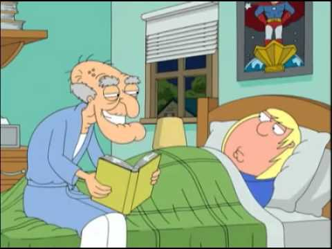 old man family guy