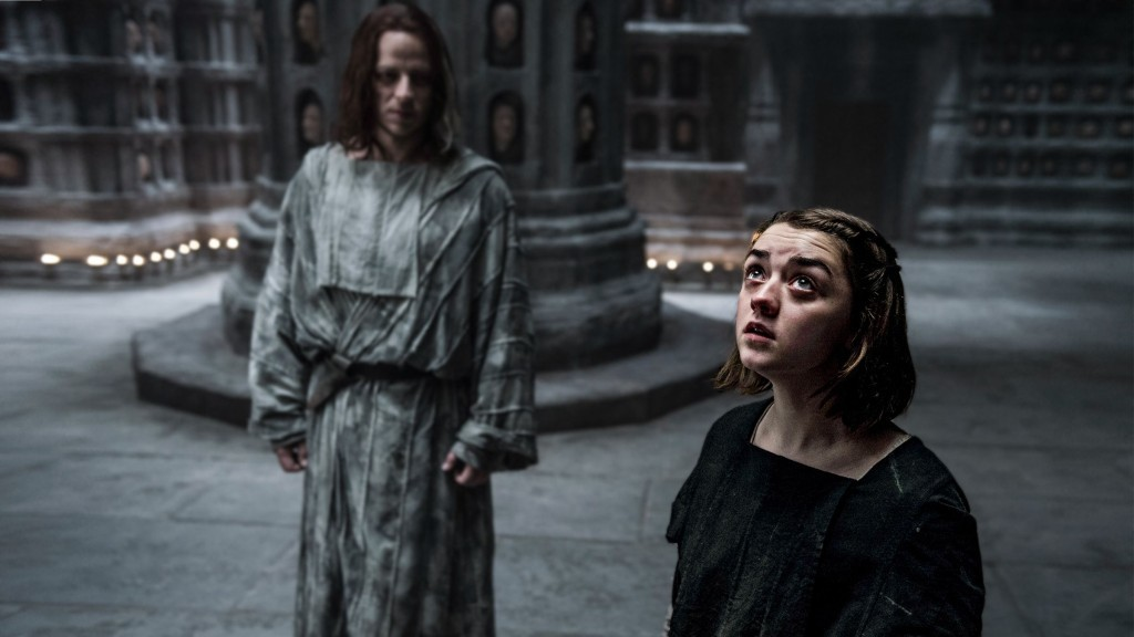 unbowed unbent unbroken Arya-and-Jaqen-1024x576