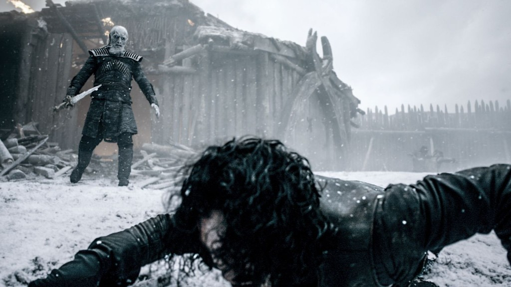 jon vs white walker