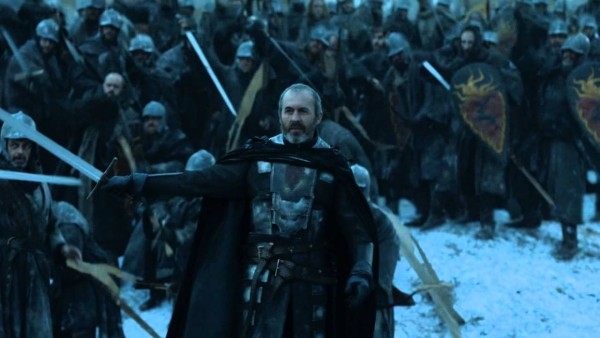 stannis in battle