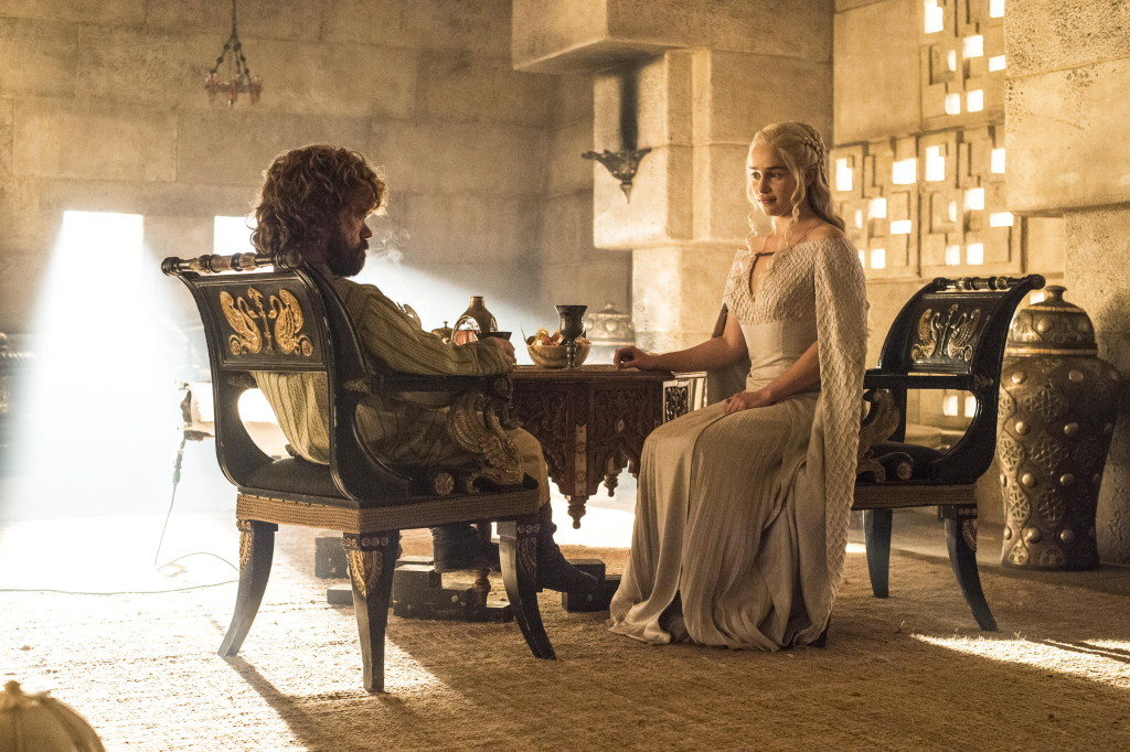 team dany tyrion