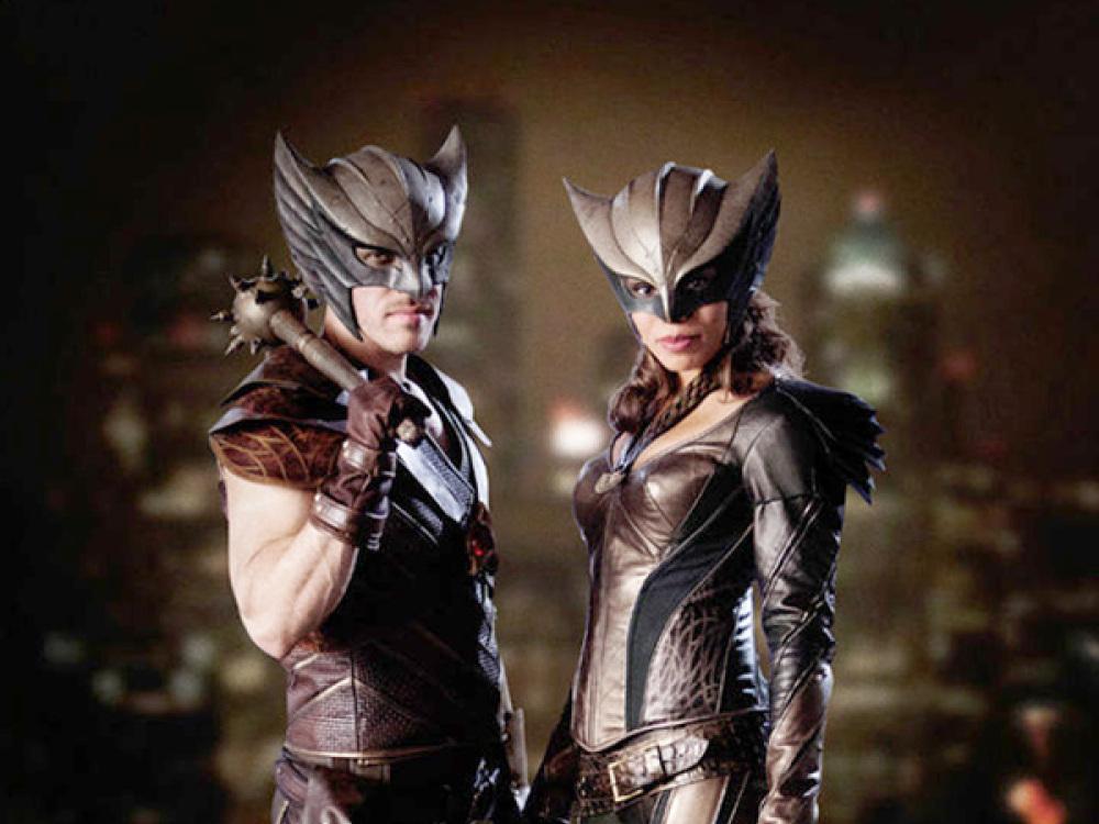 Hawkman or Wolverine