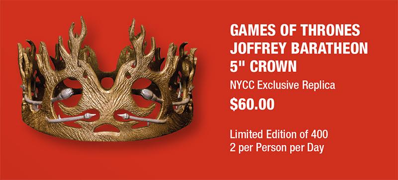 joffrey crown
