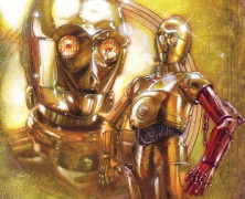 Tuesday Night Comics Episode 88 – James Robinson and Tony Harris Reunite…on C-3PO?!?
