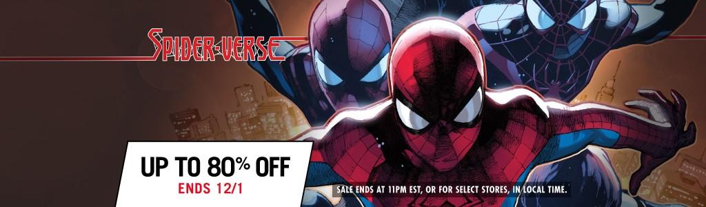 spiderverse sale