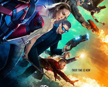 Tuesday Night Comics Podcast 108 – DC's Legends of Tomorrow Pilot Reviewed