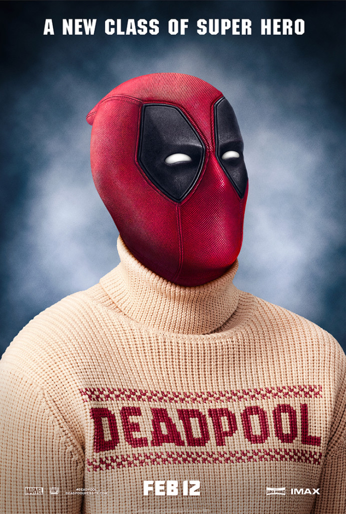 dp sweater poster