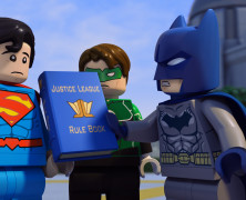 Lego Justice League: Cosmic Clash – Review