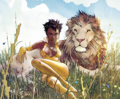 vixen return of the lion