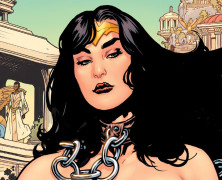 Tuesday Night Comics Podcast 119 – Wonder Woman: Earth One!